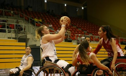 Reigning U25 World Champions Great Britain safely through to semi-finals