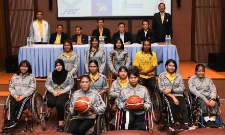Thailand name team to compete at 2019 Women's U25 World Championship