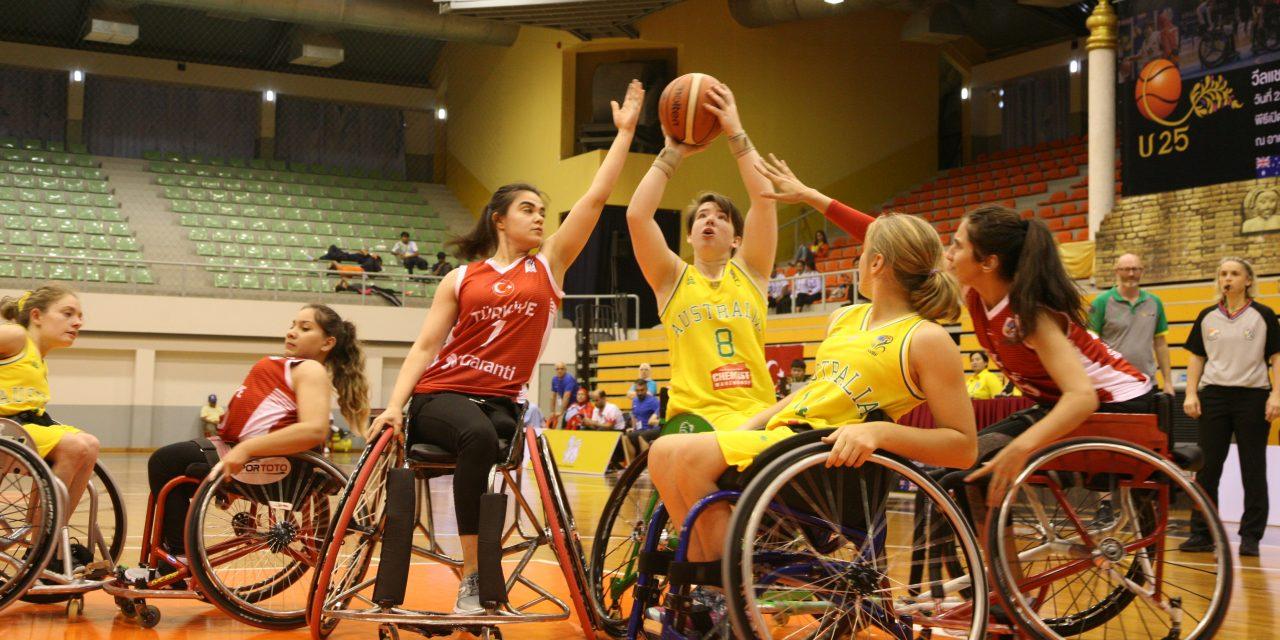 Women's U25 World Championship Quarter-Final match-ups confirmed
