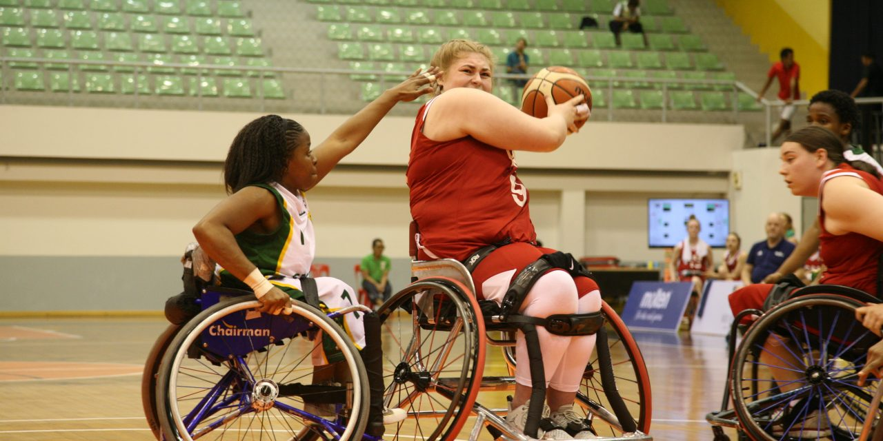 Great Britain dominate pool A with win over South Africa