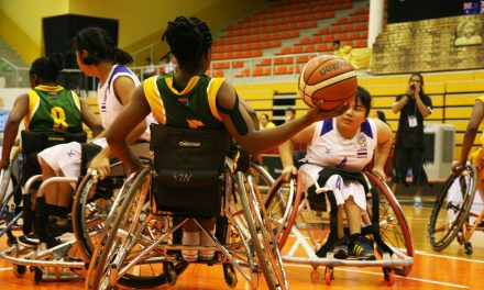 South Africa hold off Thailand fightback to secure seventh